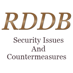 RDDB Security issues and countermeasures